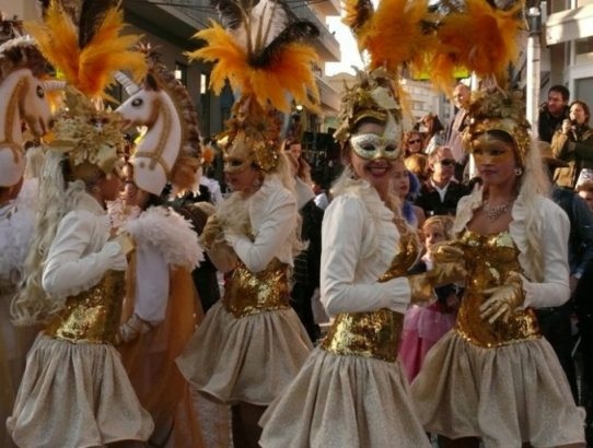 ALL ABOUT CELEBRATING CARNIVAL IN BARCELONA