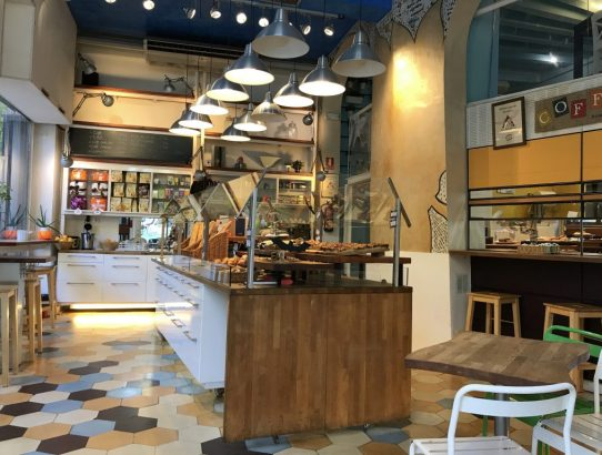 8 OF MY FAVORITE CAFÉS TO WORK AND STUDY IN BARCELONA